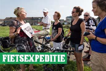 Fietsexpeditie